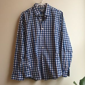 LIKE NEW Express Button Down